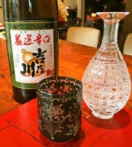日本酒「吉乃川」