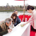 【3月17・18・21・22日の4日間限定】水都大阪の魅力を味わう「船上野点茶会」(要予約)