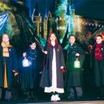 USJにハリー・ポッターのナイトショー<br/>石原さとみ 特別な一年の開幕祝う