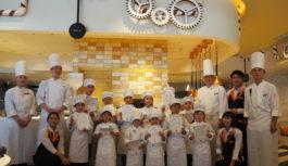 「ホテル ユニバーサル ポート ヴィータ」でシェフ体験!  子ども向け体験イベント「ピッツァ作り体験&ランチ」が4月からスタート