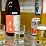 宇治街道で角打ち。京都・山城の地酒を味わう<br/>【宝屋】京都府・宇治
