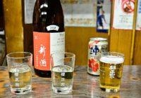 宇治街道で角打ち。京都・山城の地酒を味わう【宝屋】京都府・宇治