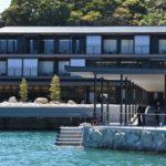 「碧き島の宿 熊野別邸 中の島」がリブランドオープン<br />南紀勝浦 「ホテル中の島」 高級和風リゾートに一新
