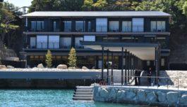 「碧き島の宿 熊野別邸 中の島」がリブランドオープン南紀勝浦 「ホテル中の島」 高級和風リゾートに一新