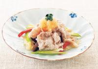元気に夏を乗り切るために 毎日の食事を整えよう!夏バテ防止の簡単レシピ「豚しゃぶのおろしポン酢添え」