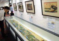 「大阪浮世絵美術館」心斎橋にオープン歌川広重「東海道五拾三次」を一挙公開 日本の美を旅行者にも