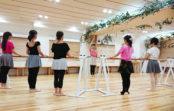 女性3世代で姿勢づくりレッスン日本エイジレスバレエ・ストレッチ協会 7月30日・8月4日、大阪で