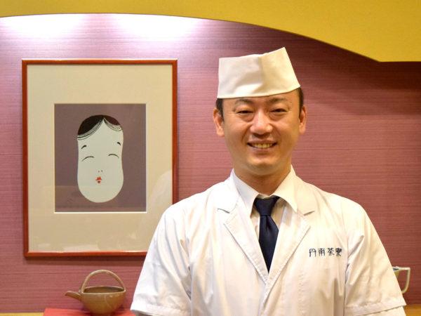 店主の鷲尾浩司さん