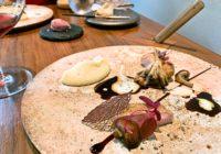 大地と自然をテーマに、意表をつく仏料理【エスピス】神戸・三宮
