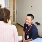 兵庫医科大学病院の「男性看護師長」を訪ねて