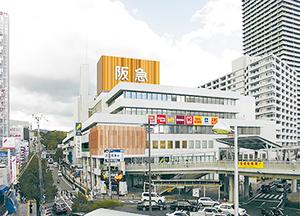高槻阪急外装イメージ