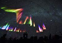 ヒルトンプラザ ウエスト15周年!ドーム型テントを使った体験型プラネタリウム 「スターライト シンフォニー(入場無料)」11/4まで