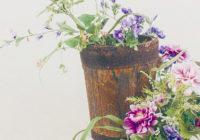 秋色の花に心を託して新たな一歩第46回深雪アートフラワー展
