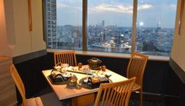 「アートホテル大阪ベイタワー」20階レストランフロアをリニューアルオープン! 絶景が楽しめるパーティールームも新設