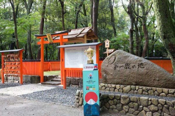 会場となる下鴨神社糺の森・雑太社