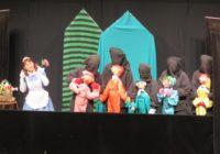 笑う門には福来な祭」豊中の知的障がい者たちの人形劇団が大阪で公演「15日(日)13時半~梅田呉服座