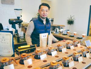 ROKUMEI COFFEE CO.TOMIO ROASTERY