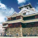 明智光秀が築いた城下町「福知山」<br/>ドライブの休憩にはぜひ「六人部PA」へ!