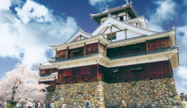 明智光秀が築いた城下町「福知山」ドライブの休憩にはぜひ「六人部PA」へ!