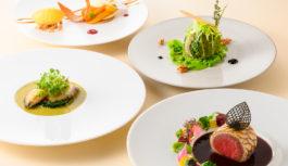 ホテルグランヴィア大阪の塩貝シェフ 世界料理オリンピックで銀メダル受賞記念の美食会とコースを企画