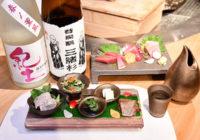 生本マグロの多彩な料理にワインを合わせて【鮪達人 天神店】大阪・南森町