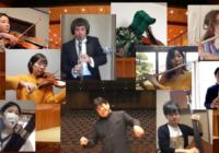 佐渡芸術監督とPACオーケストラとあなたも動画で共演しませんか?~HPAC すみれの花咲く頃プロジェクト始動!~