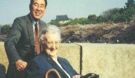 """コロナ禍の今だから見つめ直したい""""こころ""""――日本ホスピス第一人者の最新刊「柏木哲夫とホスピスのこころ」"""
