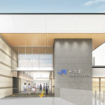 JR芦屋駅が2023年度にリニューアル<br />明るく開放的なデザイン エスカレーターなど新設