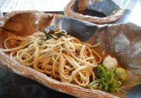 そばぼうろ発祥の店で蕎麦会席を 【そば茶寮 澤正】京都・東福寺
