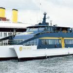 瀬戸内観光に高速クルーザー登場<br>「SEA SPICA」 JR西日本など新造