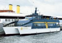 瀬戸内観光に高速クルーザー登場「SEA SPICA」 JR西日本など新造