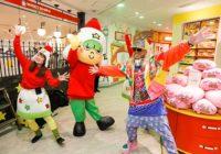 「リトルおやつタウン Namba」がオープン、ベビースターラーメンの都市型テーマパーク