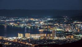 比叡山へ「ナイトバスツアー」 延暦寺を特別拝観 料理と夜景も
