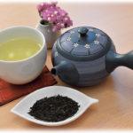 おいしく健やかに<br>日本茶でほっと一息