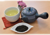 おいしく健やかに日本茶でほっと一息