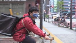 2020年春、生き抜くためにコロナ禍の街を疾走した青柳拓監督「東京自転車節」7/24(土)大阪で公開
