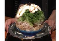 【précieux 京都】#27清水焼を鑑賞しながら、噂のかき氷を